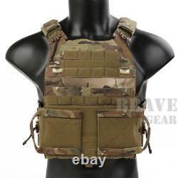 Emerson Tactical Quick Release JPC 2.0 Plate Carrier Molle Armor Vest Multicam
