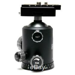 FLM CB-48 FTR 48mm Ballhead with QPR-70 Camera Plate #12 48 909