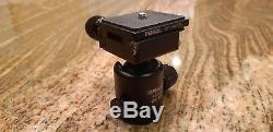 Feisol CT-3441S Traveller Tripod + CB-30C Ball head + Quick release plate- Mint