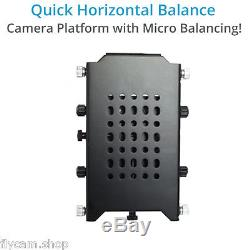 Flycam HD-5000 Steadycam Unico Quick Release Plate Bag for camera 5kg/11lbs