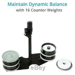 Flycam Nano Steadycam Arm Brace Quick release plate for camera upto 1.5 kg + Bag