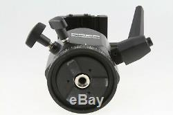 Foba Superball Ballhead with Panning Lock & Quick Release (Requires Plate)