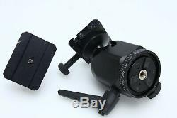 Foba Superball tripod head with quick release plate heavy duty