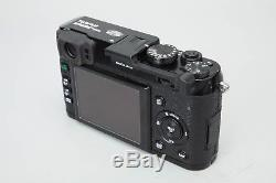 Fujifilm X100 Black Limited Edition with Quick Release Plate L-Bracket Hand Grip