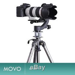 Gh700 Professional Gimbal Tripod Head With Arca-swiss Quick-release Plate