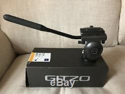 Gitzo 2380 Fluid Head with Quick Release Plate