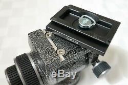 Gitzo 2-Way Fluid Head GHF2W for Photo, Video & Bird Watching, Arca Plate