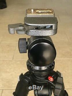 Gitzo G1276M Magnesium Off-Center Pan Tilt Ball Head With 1 Quick Release Plate
