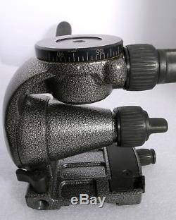 Gitzo G2380 Series 2 Fluid Pro Video Pan Head New Gitzo Quick Release Plate