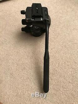 Gitzo G2380 Video Fluid Head With Plate