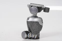 Gitzo GH1382TQD Series 1 Traveler Center Ball Head NO QR Plate Included #827