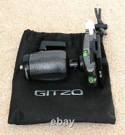 Gitzo GH2780TQD Series 2 Traveller Ball Head with Arca Swiss style plate