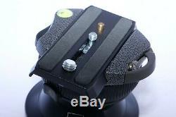 Gitzo GH5380SQR Tripod Ball Head. Series 5 Systematic Ball Head withbox & 2 plates