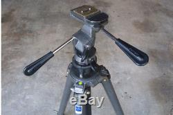 Gitzo Professional Tripod and two heads with 2 Quick-release plates