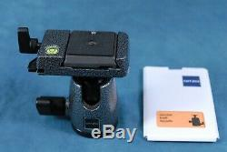 Gitzo Series 1 Mag. Ball Head with Quick Release and Mounting Plate (G1178M)