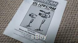 Glidecam 2000 Pro with Quick Release Plate + Manual and Accessories