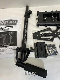 Glidecam HD 2000 and Quick Release Plate
