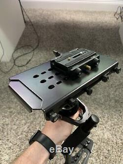 Glidecam HD-4000 with Manfrotto Release Plate, Great Condition, Glide cam