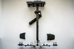 Glidecam HD 4000 with Tripod Quick Release Plate Weights and Tools