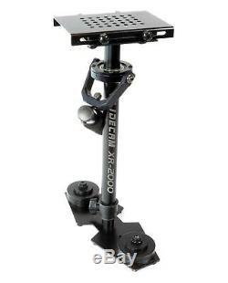 Glidecam XR-2000 Camera Gimbal + quick release + Plate & Weights includes manual