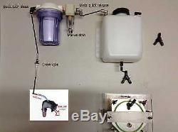 Hho 11 Plate Maximus Hydrogen Generator + Combo Gas Dryer + Quick Release