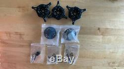 IFootage Seastars Q1 quick release 3 x Base + 2 x Top plate