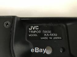 Jvc Ka-510u Video Camera Quick Release Plate For Ky Series Cameras