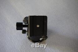 KIRK BH-1 BALLHEAD + Camera Plate