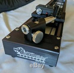 Kessler Crane 3' (40) CineSlider -Camera quick release Mounting Plate included