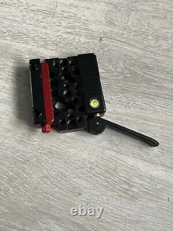 Kessler Crane Kwik Release Reciever Plate MG1001 Quick