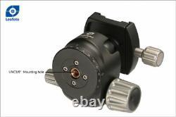 LEOFOTO LH-40 Ball Head Tripod Head Arca / RRS Compatible with Plate Low Profile