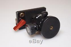 LINHOF PROFI BALL HEAD WithQUICK RELEASE CLAMP AND PLATE EXCELLENT FOR TRIPOD