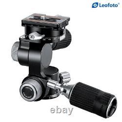 Leofoto FW-01R 4-way Panoramic Head For tripod Camera QR Plate for Arca Swiss