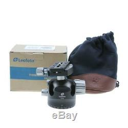 Leofoto LH-55 Low Profile Ball Head with Quick Release Plate SKU#1149794