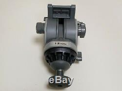 Libec H70 Professional 10mm Fluid Head with Quick Release Plate