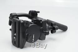 Libec RH25R Professional Pan and Tilt Fluid Head withQuick Release Plate #373