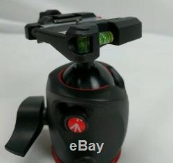MANFROTTO XPRO Ball Head with Quick Release MSQ6PL Plate MHXPRO-BHQ6 PLEASE READ