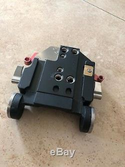 MOVCAM UNIVERSAL QUICK BASE PLATE #3031125 + Camera Space #3031230 Lightly Used