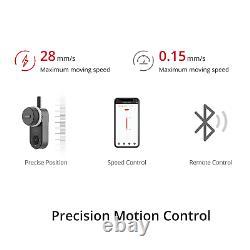 MOZA Slypod E Motorised Slider Camera Monopod 2 in 1 Accurate Speed Control New