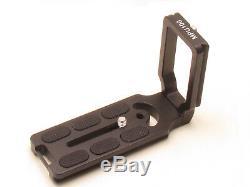 MPU100 Quick Release L Plate as Benro for Nikon D600 D610 D7000 D7100 D700 D800
