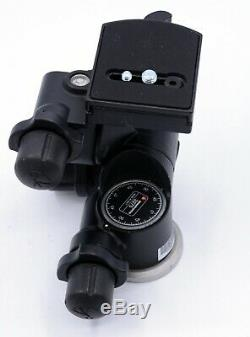 Mafrotto 3275 Junior Geared Head With Qr Plate