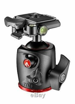 Manfrotto 190 Aluminum 3 Section Tripod with XPRO Ball Head and 200PL Plate