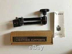 Manfrotto 244RC Variable Friction Magic Arm with quick-release plate