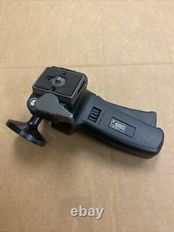 Manfrotto 322RC2 Tripod Head With Quick Release Plate
