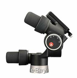 Manfrotto 405 Pro Digital Geared Head with RC4 Rapid Connect Plate 410PL