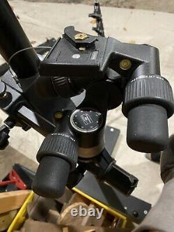 Manfrotto 405 Tripod Head-No Quick Release Plate