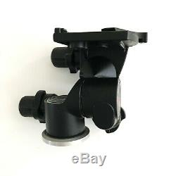 Manfrotto 410 3-way, Geared Pan and tilt head kit with 410 quick release plate