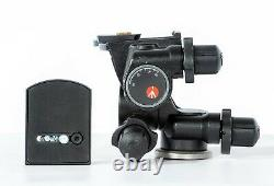 Manfrotto 410 Geared Head Used withQR Plate Used works Perfectly