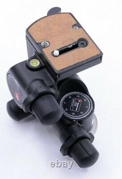 Manfrotto 410 Junior Geared Head With Quick Release Plate