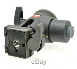 Manfrotto 468MGRC2 Hydrostatic Ball Head with Quick Release Plate Boxed Books